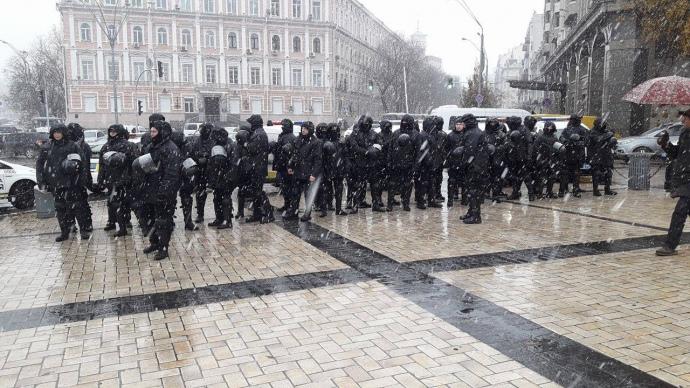 Саакашвили пообещал украинцам «Новый год без Порошенко»