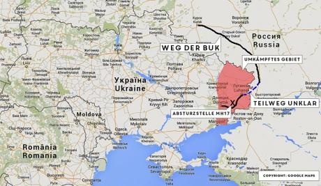 Кто сбил Боинг над Донбассом - расследование