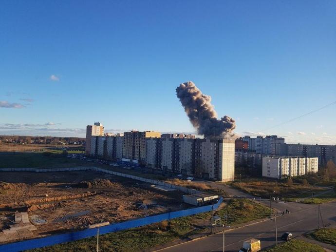 Від вибуху назаводі вРосії загинули двоє людей