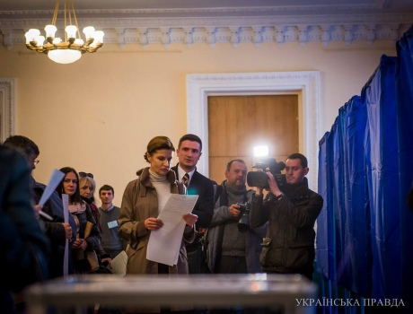 2e738de-marina Порошенко на выборы уехал в зону АТО