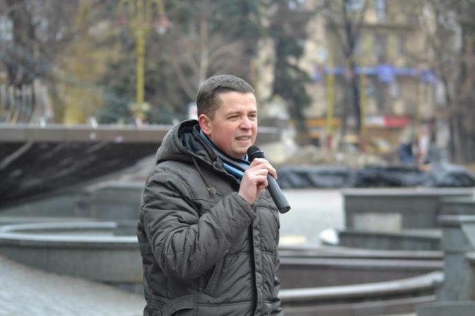 Михайло Сеньків