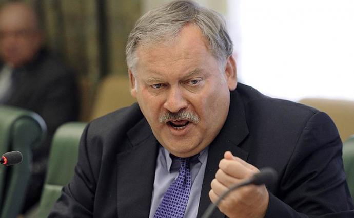 В Госдуме РФ предложили денонсировать договор с Украиной в части признания границ