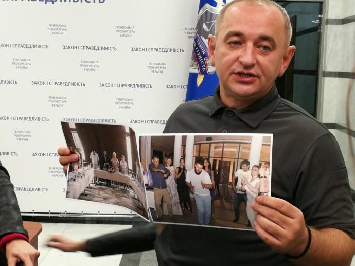 Дело охищении Клименко: арестованное имущество передано Нацагентству повозврату активов