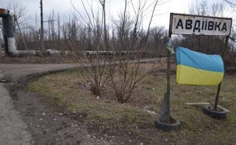 Милиция: Боевики обстреляли Авдеевку, ранен мирный гражданин
