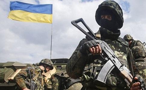 Ранены пятеро украинских военных— АТО