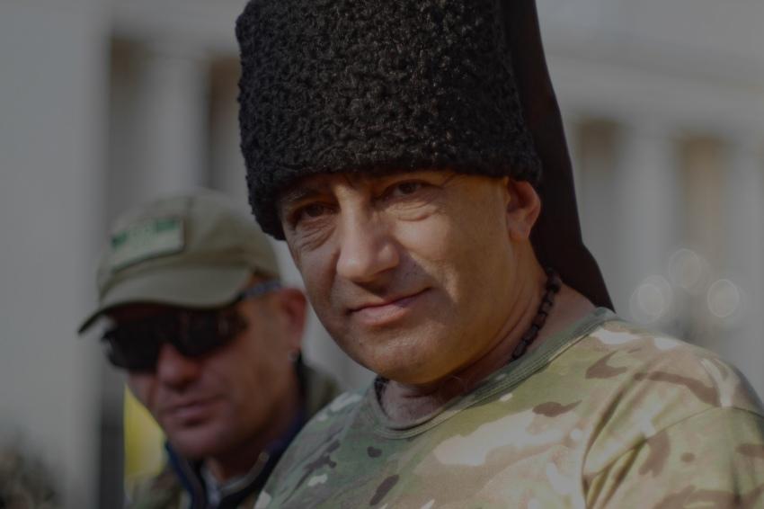 Владимир Колодзинский, представитель