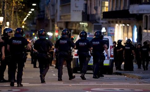Семь человек пострадали при теракте виспанском Камбрильсе