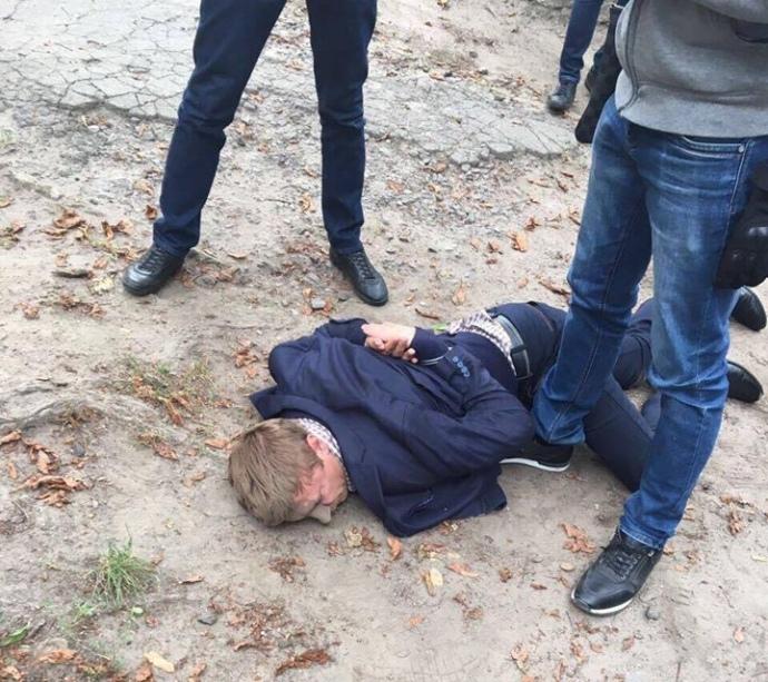 Депутата Ляшко вФастове задержали поподозрению ввымогательстве $70 тыс.