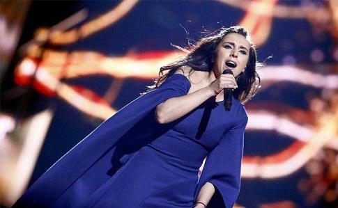 Джамала перемогла на Євробаченні-2016