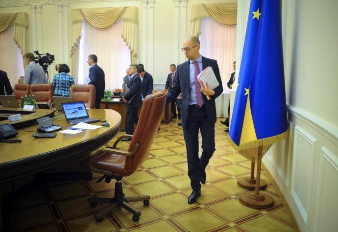 З тим, що Яценюк лишається прем'єром, в БПП здається вже змирилися