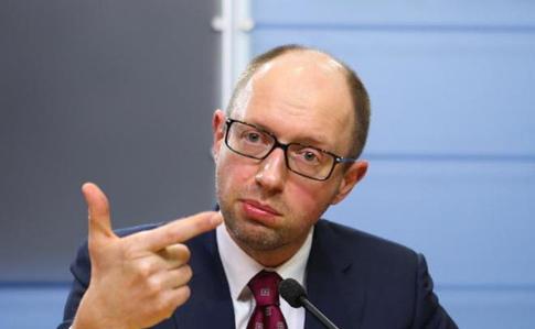 В МВД Украины прокомментировали задержание Яценюка по запросу России