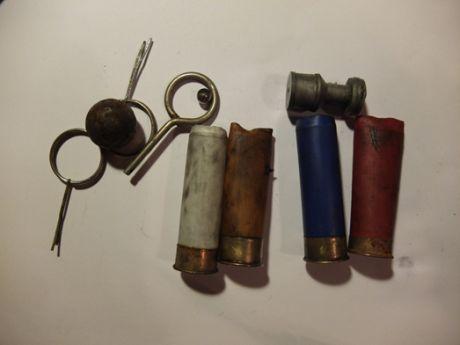 Гільзи від боєприпасів польського, німецького, американського та чеського виробництва до рушниць 12 калібру