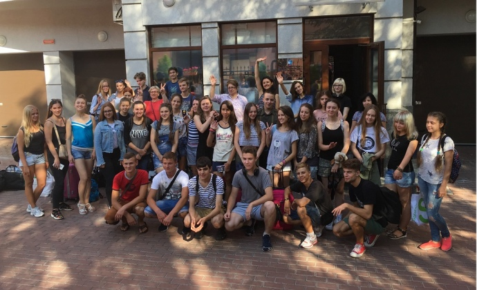 ВМинобразования сообщили, что немогут запретить украинским учащимся ездить в РФ