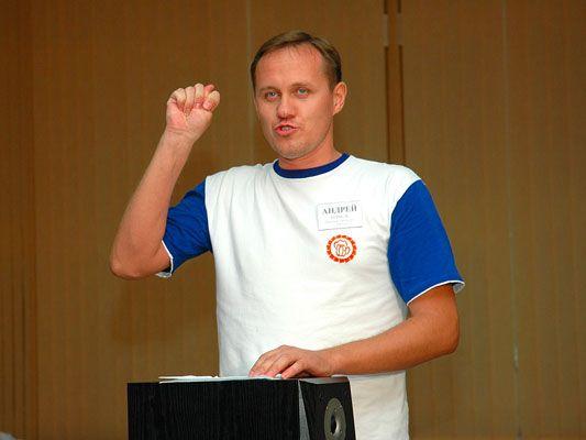 Андрей Кошель, экс-топ-менеджер компании ВЕТЭК Сергея Курченко.