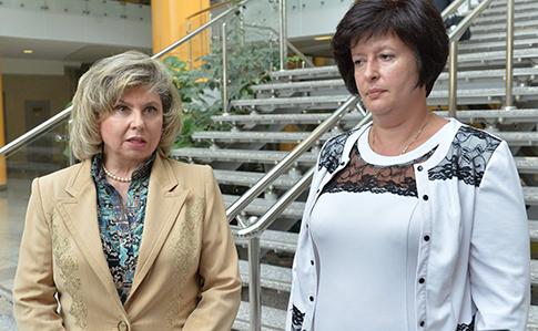Лутковская поведала, зачем омбудсмен Российской Федерации едет в государство Украину — Новый поворот