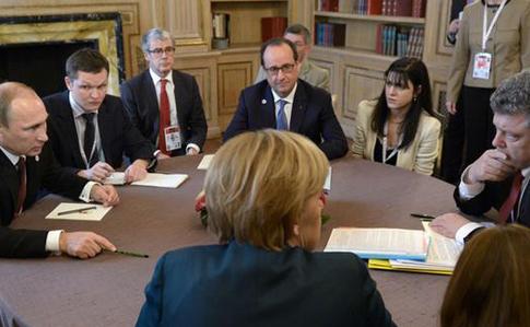 Геращенко: закрытие границы сРФ является принципиальным вопросом