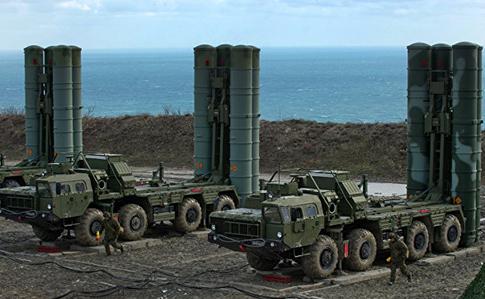 Новый дивизион С-400 под Севастополем возьмет под контроль границу с Украинским государством
