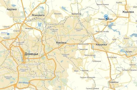 426e241------- Террористы обстреляли поселок под Донецком: более десяти убитых