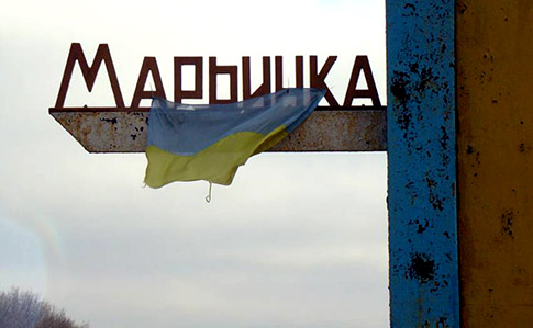 Пропуск жителей наКПВВ «Марьинка» приостановлен из-за обстрелов