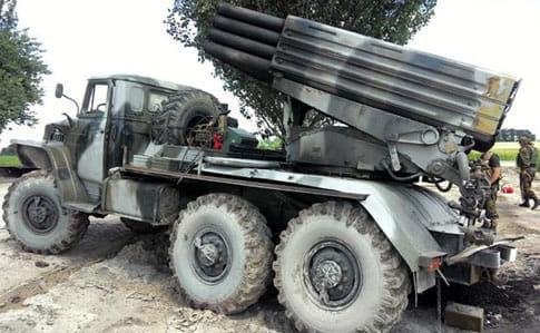 Бойовики ДНР переміщують танки врайон Горлівки— Розвідка