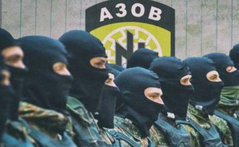 Из Мариуполя частично вывели «Азов»