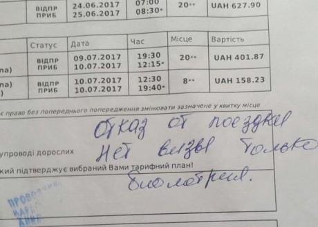 УEcolines визнали необізнаність про безвіз для українців