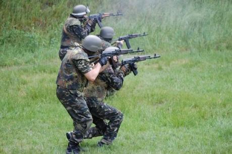 """Комбат """"Донбасса"""" заявляет об аншлаге среди желающих записаться в батальон: Это уже полк какой-то - Цензор.НЕТ 2842"""