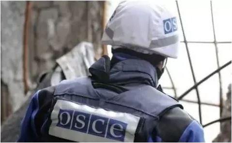 ОБСЄ за добу зафіксувала 662 вибухи на Донбасі