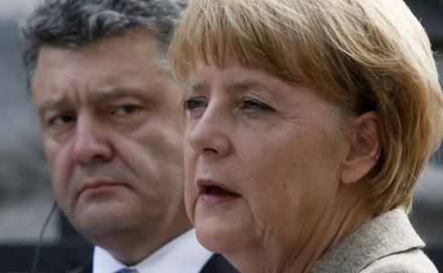 Меркель: Перемирия на Донбассе нет,