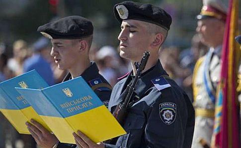 ВУкраїні почався позачерговий призов уНаціональну гвардію— Указ Президента
