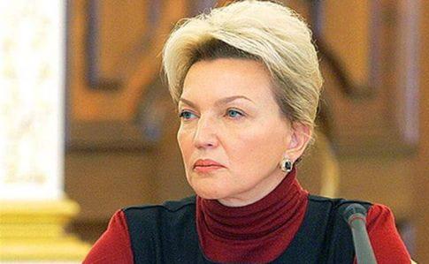 ГПУ вызвала надопрос экс-министра Богатыреву