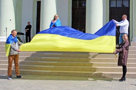 Спецмиссия ОБСЕ встретилась с самопровозглашенной властью Славянска - Цензор.НЕТ 9386