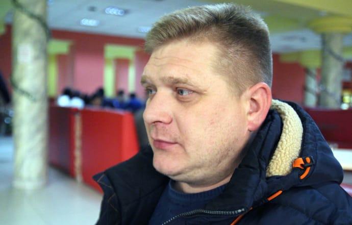Александр Шершнев, горный мастер с двумя высшими образованиями и доходом 8 тысяч гривен