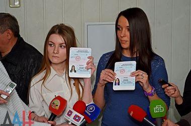 На непідконтрольній території повнолітні можуть отримати лише паспорт
