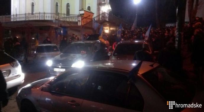 Срок задержания истекает, решения суда нет— Дело Насирова