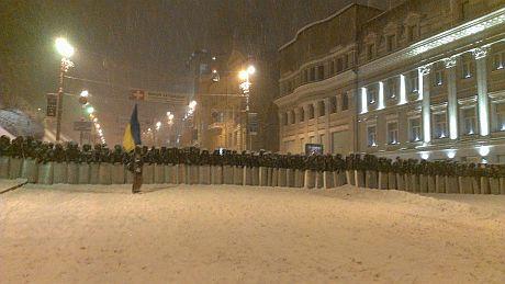 Улица Грушевского возле Санаханта