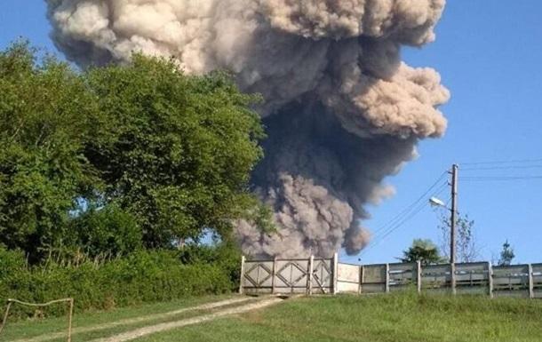 Вибух боєприпасів вАбхазії: постраждали 60 людей [ Редактировать ]