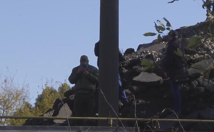 «Цебудівельники»: поліція пояснила «захоплення військової частини» вОдесі