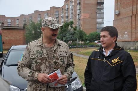 """""""Регионала"""" Яценко прогнали с марша вышиванок в Умани: """"Я и предполагал, что такое будет"""" - Цензор.НЕТ 5023"""