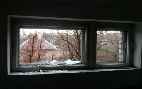 ВТорецке впроцессе обстрела боевики ранили жителя
