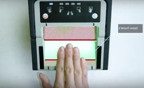 Украина ввела награнице процедуру биометрического контроля
