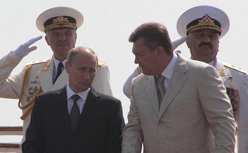 Обвинительный акт: Янукович вступил впреступный сговор свластямиРФ