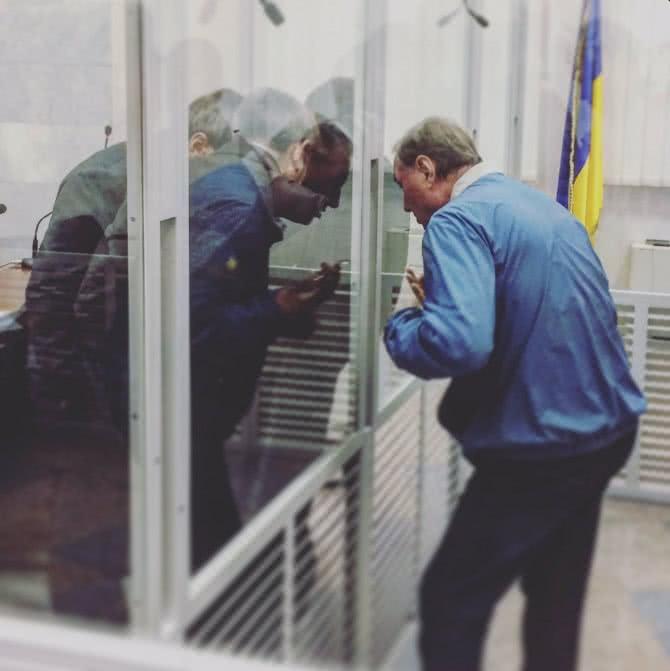 Рассмотрение апелляции напродление аресту Ефремову перенесено на18октября