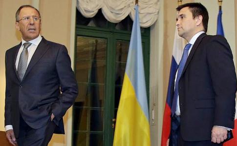 Климкин объявил оразговоре сЛавровым натему Донбасса