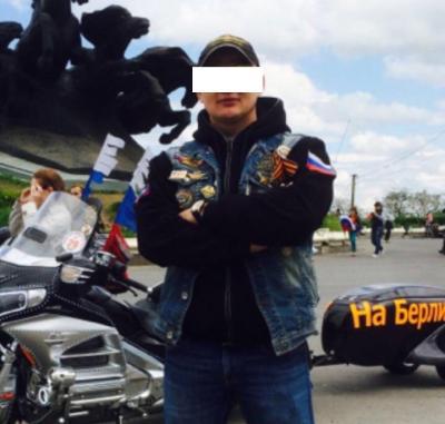 Путинского байкера непустили в Украинское государство, запретив заезд натри года