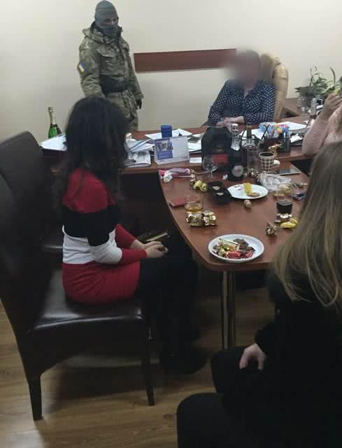 Подчиненную Саакашвили