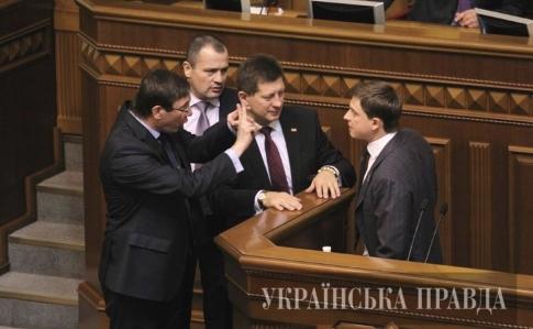 Луценко установил подпись под новым подозрением народного депутата — «Земельное дело» Довгого