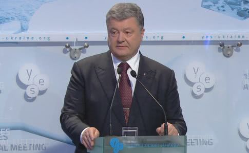 Порошенко: Киев несделает ишагу, пока Москва не исполнит  обязательства