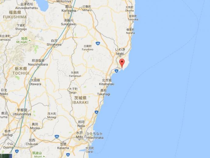 В Японии мощное землетрясение, угроза цунами