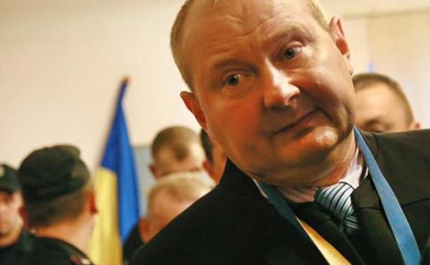 Українського суддю-втікача Чауса оголосив урозшук Інтерпол